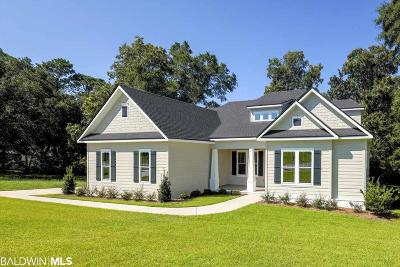 Fairhope Single Family Home For Sale: 21761 Veranda Blvd