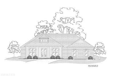 Fairhope Single Family Home For Sale: 273 Garrison Boulevard
