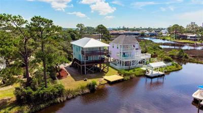 Gulf Shores, Orange Beach Single Family Home For Sale: 229 W 8th Avenue