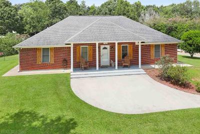 Foley Single Family Home For Sale: 703 N Beech Street