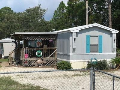 Orange Beach Single Family Home For Sale: 5675 Armadillo Avenue