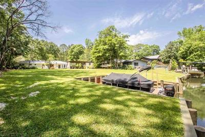 Foley Single Family Home For Sale: 7346 Cook Road