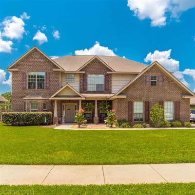 Spanish Fort Single Family Home For Sale: 31169 Buckingham Blvd