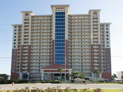 Gulf Shores Condo/Townhouse For Sale: 365 E Beach Blvd #1107