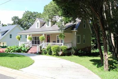 Fairhope Single Family Home For Sale: 410 Wisteria Street