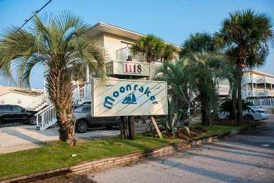 Gulf Shores Condo/Townhouse For Sale: 1118 W Beach Blvd #22