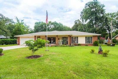 Foley Single Family Home For Sale: 418 W Berry Avenue