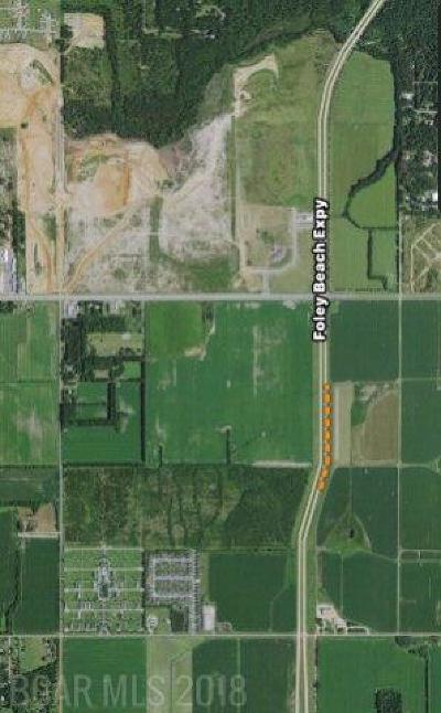 Foley Residential Lots & Land For Sale: County Road 20