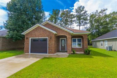 Gulf Shores Single Family Home For Sale: 18818 Odra Ct