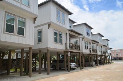 Gulf Shores Single Family Home For Sale: 1796 W Beach Blvd
