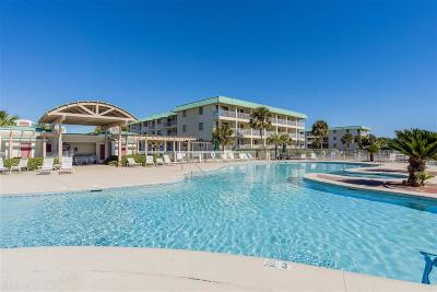Gulf Shores, Mobile, Orange Beach Condo/Townhouse For Sale: 400 Plantation Road #2217