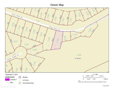 Orange Beach Residential Lots & Land For Sale: 209 Terry Cove Drive