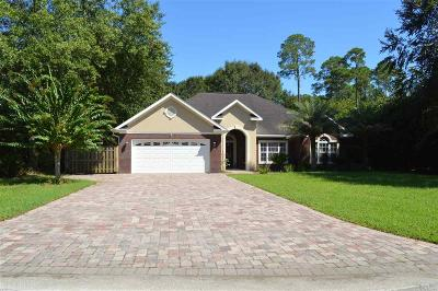 Gulf Shores Single Family Home For Sale: 4604 Coral Cir