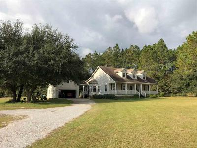 Summerdale Single Family Home For Sale: 20954 County Road 36