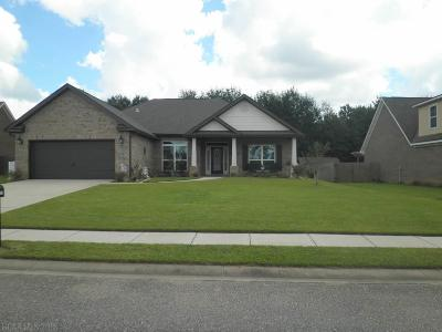 Foley Single Family Home For Sale: 15148 Troon Drive
