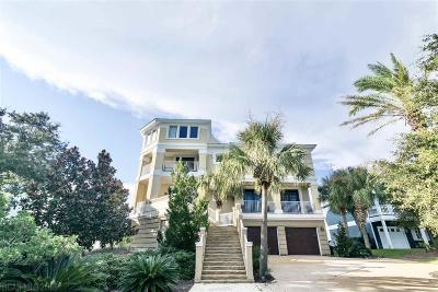Orange Beach Single Family Home For Sale: 32537 River Road