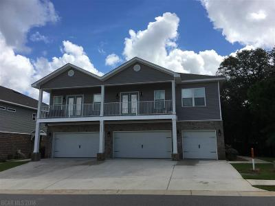 Spanish Fort Condo/Townhouse For Sale: 31146 Thicket Way #C