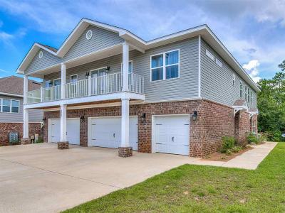 Spanish Fort Condo/Townhouse For Sale: 6847c Spaniel Drive #C