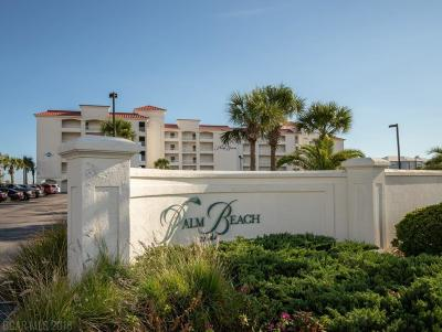 Condo/Townhouse For Sale: 22984 Perdido Beach Blvd #B13