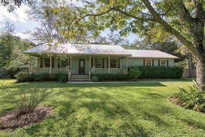 Fairhope Single Family Home For Sale: 12901 Leonard Robinson Lane
