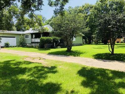 Fairhope Single Family Home For Sale: 566 Morphy Avenue