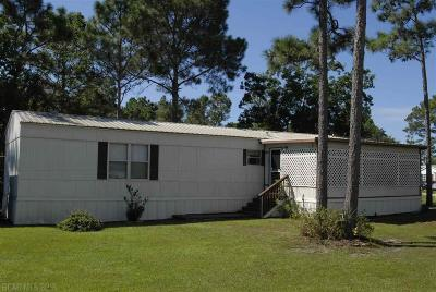 Orange Beach Single Family Home For Sale: 4220 Wood Glen Tr