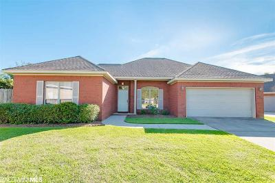 daphne Single Family Home For Sale: 9595 Collier Loop