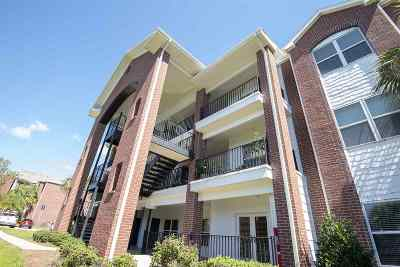 Gulf Shores Condo/Townhouse For Sale: 20050 E Oak Road #1607
