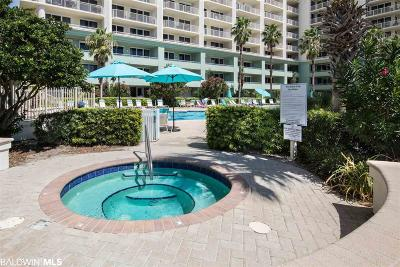 Gulf Shores Condo/Townhouse For Sale: 375 Beach Club Trail #A704