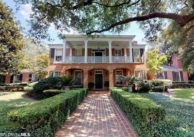 Bon Secour, Fairhope, Foley, Gulf Shores, Orange Beach Single Family Home For Sale: 18096 Woodland Drive