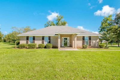 Fairhope Single Family Home For Sale: 14051 Pecan Lane