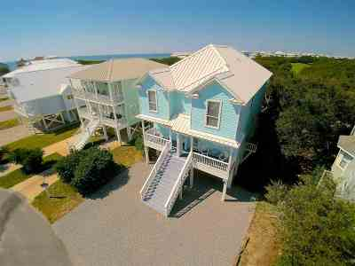 Gulf Shores Condo/Townhouse For Sale: 545 Plantation Road #2A&B
