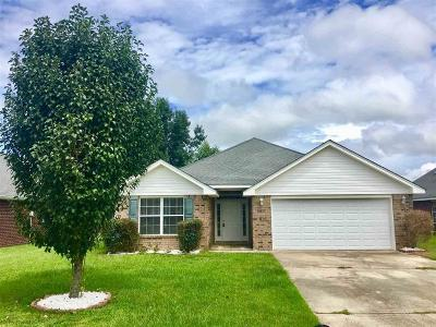 Foley Single Family Home For Sale: 16677 Sugar Loop
