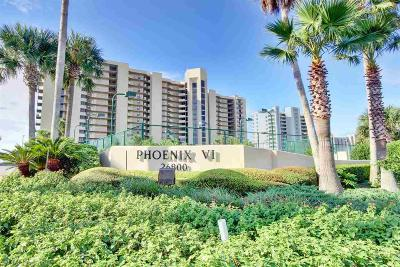 Orange Beach Condo/Townhouse For Sale: 26800 Perdido Beach Blvd #106