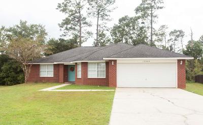 Foley Single Family Home For Sale: 15544 Paddington Dr