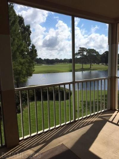 Gulf Shores, Mobile, Orange Beach Condo/Townhouse For Sale: 3730 Cypress Point Dr #A203