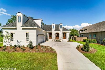 Fairhope Single Family Home For Sale: 17402 Burwick Loop