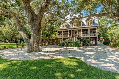 Fairhope Single Family Home For Sale: 10483 County Road 1