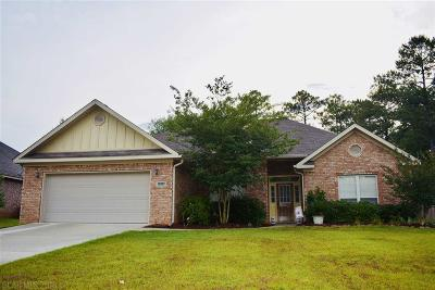 Spanish Fort Single Family Home For Sale: 12052 Balsam Court