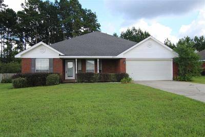Loxley Single Family Home For Sale: 25379 Monarch Ct
