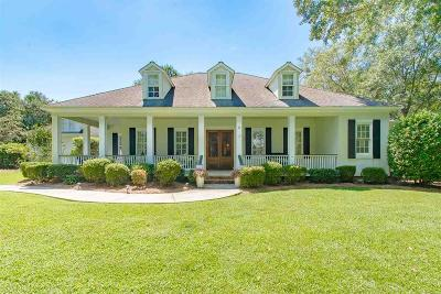 Fairhope Single Family Home For Sale: 6570 Beaver Creek Drive
