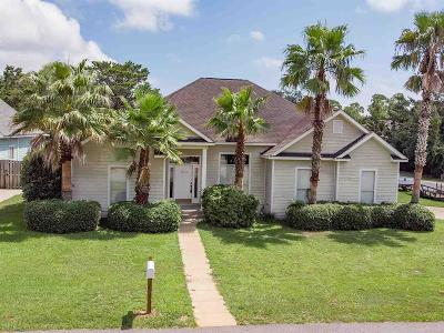 Orange Beach Single Family Home For Sale: 26638 Terry Cove Drive