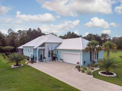 Gulf Shores Single Family Home For Sale: 4050 Muirfield Court