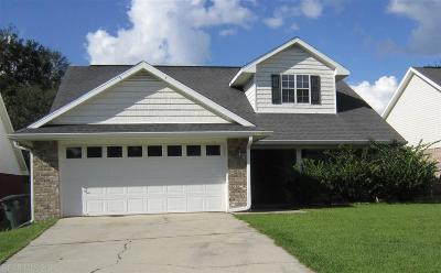 daphne Single Family Home For Sale: 8033 Deerwood Drive