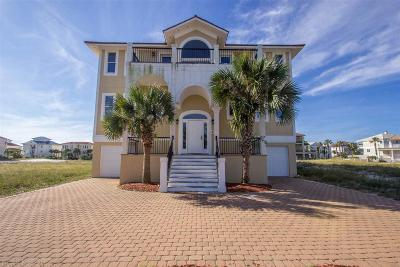 Gulf Shores Single Family Home For Sale: 3229 Sea Horse Circle