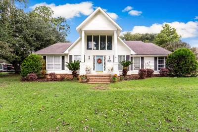Daphne Single Family Home For Sale: 104 Black Oak Way