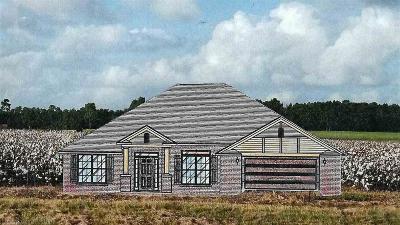 Bon Secour, Daphne, Fairhope, Foley, Magnolia Springs Single Family Home For Sale: 2489 Cherrywood Drive