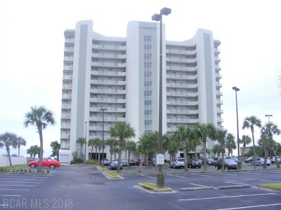 Condo/Townhouse For Sale: 26750 Perdido Beach Blvd #504
