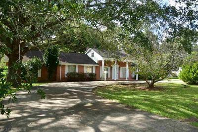 Foley Single Family Home For Sale: 1003 N Pine St