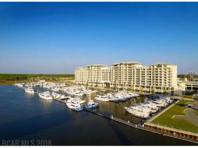 Gulf Shores, Orange Beach Condo/Townhouse For Sale: 4851 Main Street #P1119
